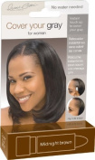 Irene Gari Cover Your Grey for Women Touch Up Stick Midnight Brown by Fisk Industries