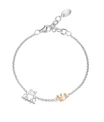 ESPRIT Charms Children 925 Sterling Silver Silver Accessories