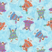 Arctic Snow by Barbara Lavallee from Northcott 100% Cotton Quilt Fabric 20649 40