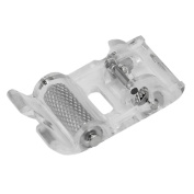 INSPIRA Roller Presser Foot for All Low Shank Singer, Brother, Babylock, Euro-Pro, Janome, Kenmore, White, Juki, Bernina (Bernette Series), New Home, Simplicity, Necchi and Elna Sewing Machines
