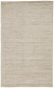 Jaipur Living Kelle Handloom Solid Grey/Silver Area Rug