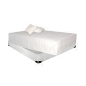Permafresh Antibacterial Mattress and Pillow Protector Set, Queen