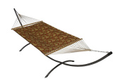 Phat Tommy 2 Person Sunbrella Outdoor Patio Garden Hammock – Good for Lounging. Made in the USA