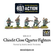 Egyptian Close Quarter Fighter Miniatures - Warlord Games Hail Caesar Fighters