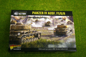 German Panzer Iv Ausf F1/g/h Bolt Action Warlord Games 28mm Sd