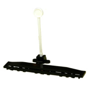 Triang Hornby R617 Uncoupling Ramp & Marker Post Grey