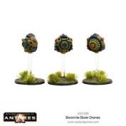 Warlord Gates Of Antares Bnib Boromite Borer Drones (blister) Wga-bor-503012