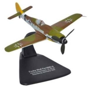 Oxford Diecast Focke Wulf 190d 12./jg54, Germany 1944 - 1:72 Scale