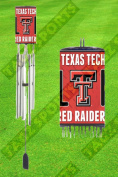 TEXAS TECH RED RAIDERS NCAA WIND CHIME - BY TAGZ SPORTS