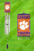 CLEMSON TIGERS NCAA WIND CHIME - BY TAGZ SPORTS