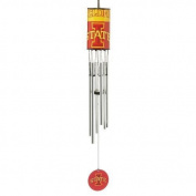 Collegiate / College / NCAA Iowa State Cyclones Wind Chimes