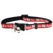 University of Nebraska Cat Collar