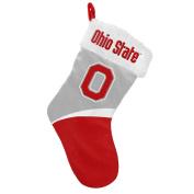 Ohio State Buckeyes Basic Holiday Stocking - 2016