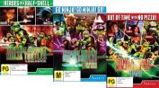 Teenage Mutant Ninja Turtles Movies 1 - 3 Bundle [Region 4]