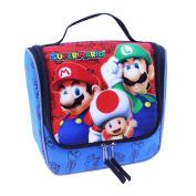 Nintendo Super Mario, Luigi and Super Mushroom Insulated Lunch Bag