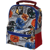 Harry Potter Hogwarts House Crests Insulated Lunch Bag