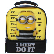 """Despicable Me Minions """"I Didn't Do it"""" Insulated Lunch Bag"""