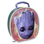 """Disney Marvel Guardians of the Galaxy Groot """"I am Groot"""" Insulated Lunch Bag"""
