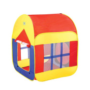 iDamtok Childrens Play Tent Foldable Playhouse Pop-Up Play Tent Toy for Kids