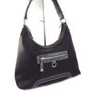 'french touch' bag 'Romy' black.