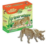 Science4you Triceratops 3d Puzzle Educational Science Toy Stem Toy
