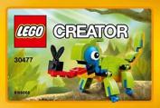 """Lego Creator """"chameleon"""" Polybag 30477"""