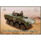 Ibg Models 1:35 Kto Rosomak With Oss-m Turret Military Model Kit