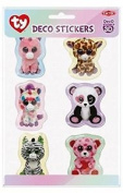 Tactic Games Ty Beanie Boo's Stickers