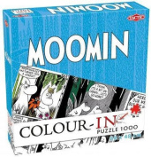 New Moomin Colour In Puzzle Puzzle .