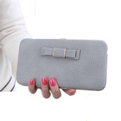 ECYC® Purse Wallet Card Holders Cellphone Pocket Gifts for Women Money Bag Clutch