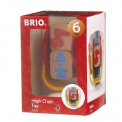 Brio Baby High Chair Toy - 30427 Wooden