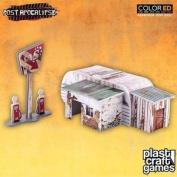 Plast Craft Games Bnib The Caravan Pa001