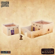 Plast Craft Games Bnib Desert Building Set Sa008