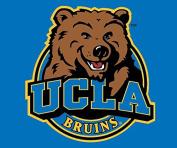 UCLA Bruins California at Los Angeles RR 13cm x 15cm Vinyl Magnet Auto Home University of