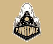 Purdue Boilermakers Boilers RR 13cm x 15cm Vinyl Magnet Auto Home University of