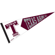 Texas A & M Aggies College Vault and Throwback Pennant