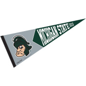 Michigan State Spartans College Vault and Throwback Pennant