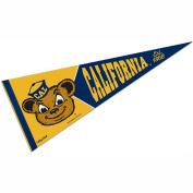 Cal Berkeley Golden Bears College Vault and Throwback Pennant