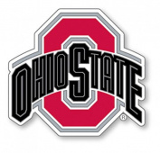 Ohio State Buckeyes Lapel Pin School Logo Design NCAA Licenced