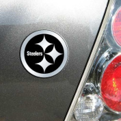 Pittsburgh Steelers Chrome Car/Auto Team Logo Emblem by ProMark