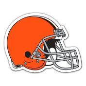 NFL Cleveland Browns Team Magnet, Large, Orange