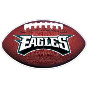 NFL Philadelphia Eagles 3D Football Magnet