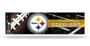 Pittsburgh Steelers Glitter Bumper Sticker