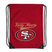 NFL San Francisco 49Ers Team Spirit Backsack, Red, 46cm x 34cm