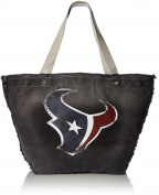 NFL Houston Texans Black Vintage Tailgate Tote