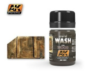 Ak Interactive - Wash For Wood