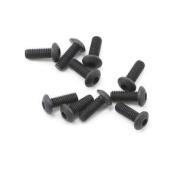 Xray Hex Screw Sh M3x8 (10) - Xr902308