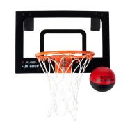 Pure2improve Unisex Adult Fun Hoops - Black, Small