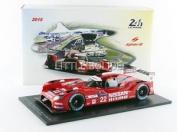 Spark 1/18 fits Nissan Gt-r Lm Lmp1 - Le Mans 18s190