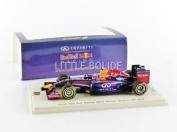 Spark 1/43 Red Bull Rb10 - Winner Belgique Gp Sb070